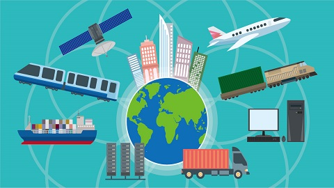 Smart Living-The Applications of Transportation and Logistics